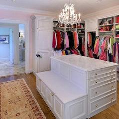 Capitol Closet Design White Closets