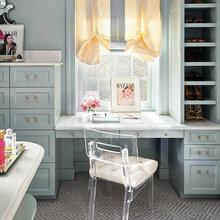 Dressing Rooms & Walk-in Closets