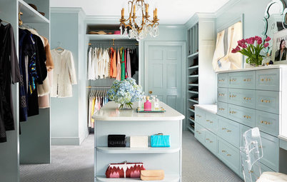 Trending Now: Takeaways From the Year's First Dream Closets