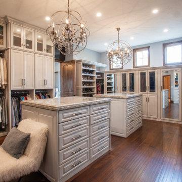 Castle Pines Dressing Room