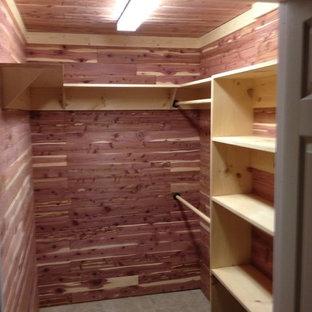 Cedar Closet Houzz