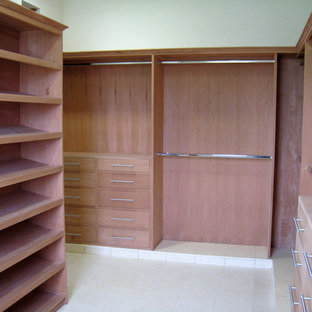 Example Of A Minimalist Closet Design In Other