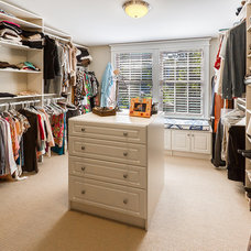 Traditional Closet by Canton Custom Homes