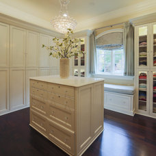 Traditional Closet by Durham Designs & Consulting, LLC