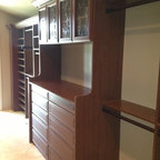 Dream Closets Traditional Closet Santa Barbara By