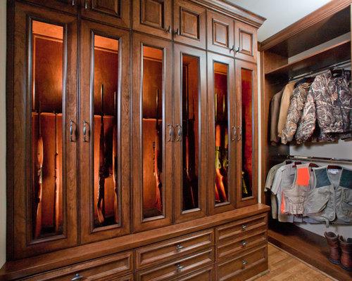 Gun Cabinet   Houzz