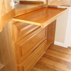 Traditional Closet by A B Custom Design