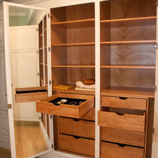 Traditional Closet by Closet Factory - Boston