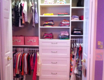 Child Bedroom Closet