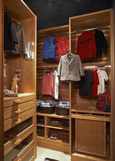 Contemporáneo Armario by Lisa Adams, LA Closet Design