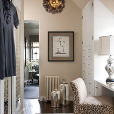 Traditional Closet by Ashley Campbell Interior Design