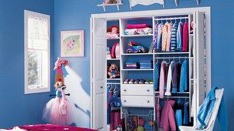 Childs closet