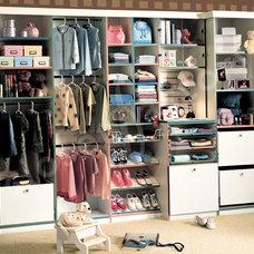 Eclectic Closet by Kay Wade, Closet Factory