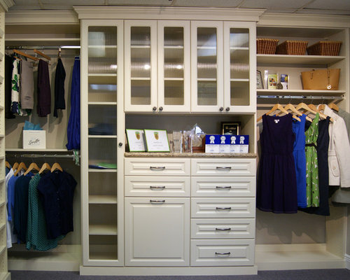 Classic Almond Closet | SpaceMan Home U0026 Office