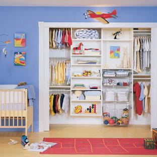 Classic Nursery Closet