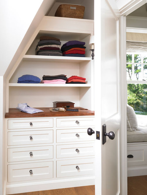 Built In Closet Storage Home Design Ideas Pictures