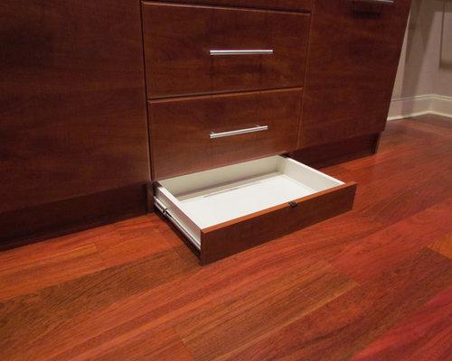 Hidden drawer houzz for Hidden jewelry drawer