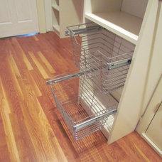 Contemporary Closet by Atlanta Closet & Storage Solutions
