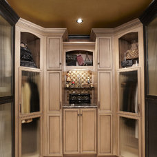 Traditional Closet by Curb Appeal Renovations