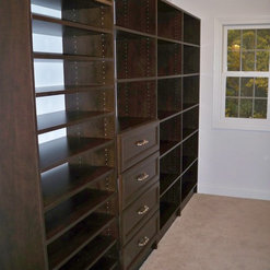 5 Projects For Affordable Custom Closets. Closet