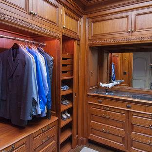 Klassisches Ankleidezimmer in San Francisco