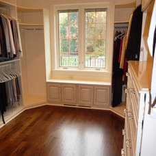Traditional Closet by Tailored Living feat PremierGarage of Northern VA