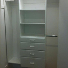 Traditional Closet by Craftsman Remodeling and Carpentry LLC (CT)