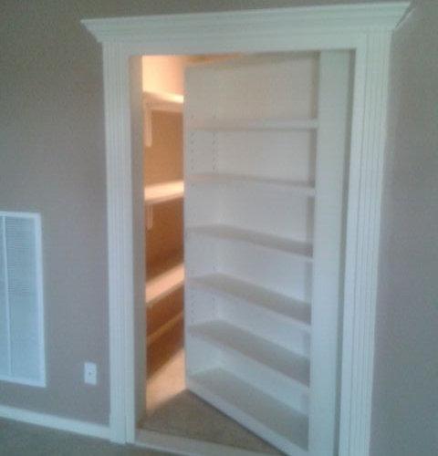Hidden Closet Houzz