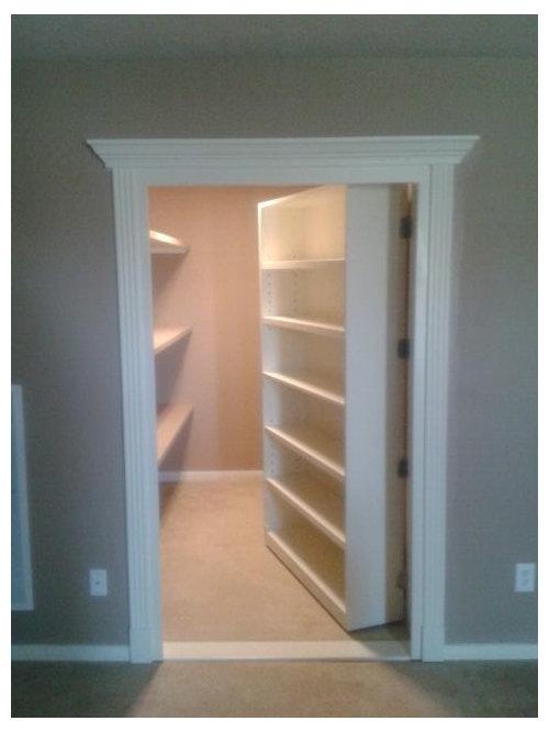 Example Of A Classic Closet Design In Houston