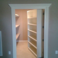 Traditional Closet by Bjork Remodeling