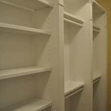 Traditional Closet by Robinson Construction Group (Mt. Juliet, TN)