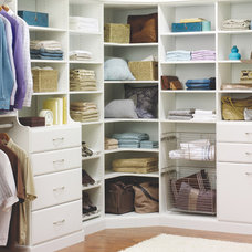 Closet by Colorado Space Solutions