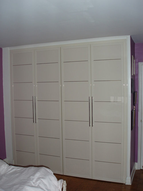Attractive Inspiration For A Modern Closet Remodel In New York