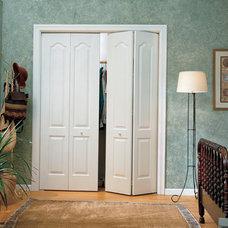 Modern Interior Doors by HomeStory of Chicago