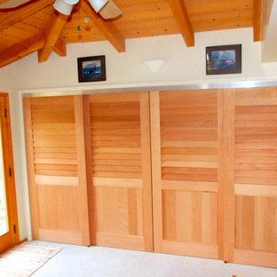 Idéer för att renovera en tropisk garderob