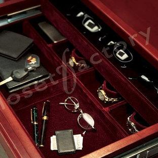 Closet Factory Men's Valet drawer- custom made