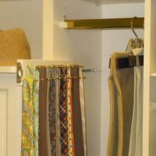 Traditional Closet by NewSpace