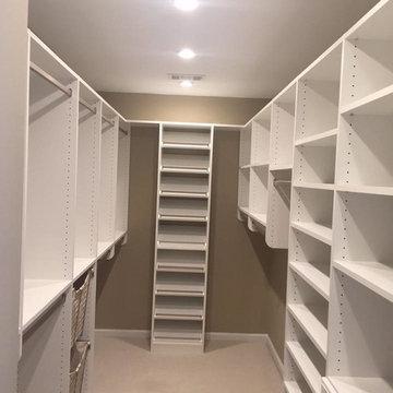 Closet Finishes