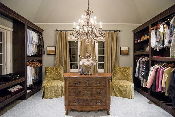 Traditional Closet by Home Design Center