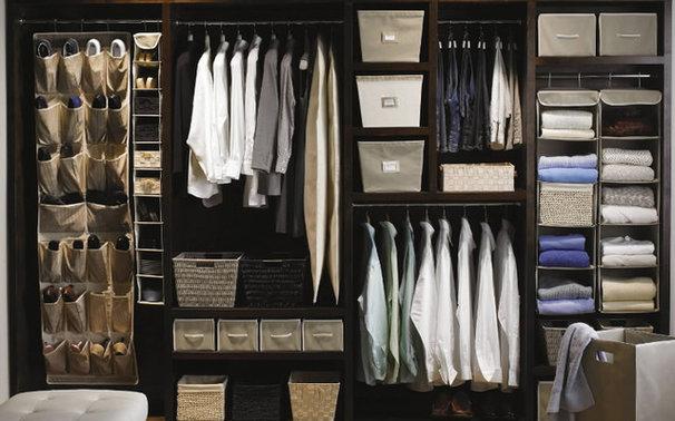 Contemporary Closet Closet