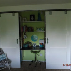 Contemporary Closet by Out of the Box Redesign & Staging
