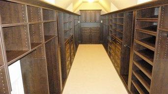 Closet in Alexandria VA