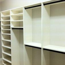 Traditional Closet by Closet Restoration