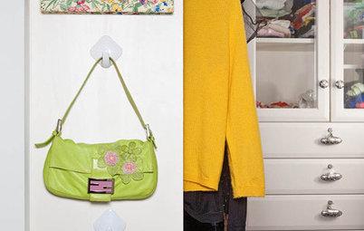 Bedroom Storage: 12 Ways to Work Your Wardrobe