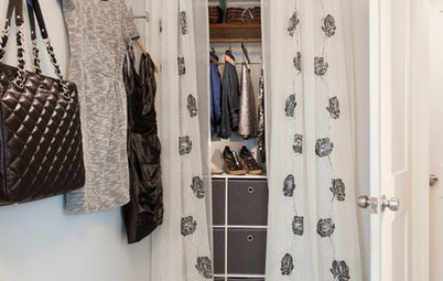 Closets Too Small? 10 Tips for Finding More Wardrobe Space