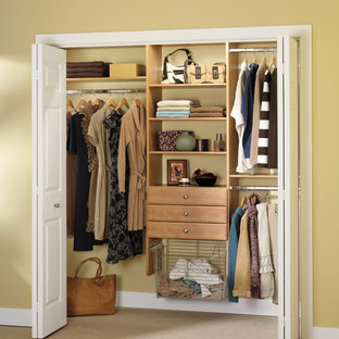 Inspiration for a storage and wardrobe in Other.