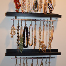 Eclectic Closet by How to DIY Right