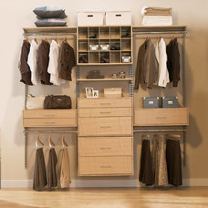 Asian Closet by Organized Living