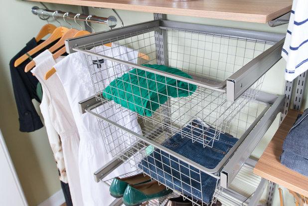Modern Closet by Organized Living