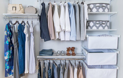 How to Declutter and Create a Capsule Wardrobe